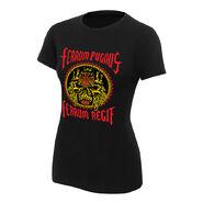 Triple H Iron Fist, Iron Rule Women's Authentic T-Shirt