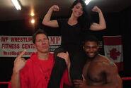 Angelina Pivarnick & Kevin Knight - IWF 3