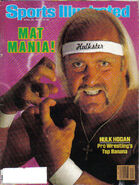 SI April 29 1985 Hulk Hogan wl