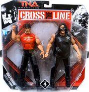 TNA Cross the Line 4 Hulk Hogan & Abyss