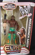 WWE Elite 17 Kofi Kingston