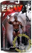 ECW Wrestling Action Figure Series 2 Elijah Burke