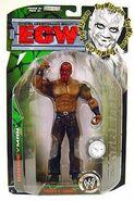 ECW Wrestling Action Figure Series 4 Boogeyman