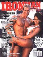 Ironman Magazine - January 1997