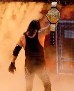 Taker vs Batista TLC3