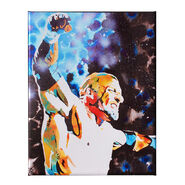Triple H 11 x 14 Gallery Wrapped Canvas Wall Art