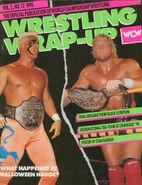 WCW Magazine - December 1990