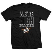 Zero Gravity We're HIGH Flying Shirt