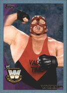 2010 WWE (Topps) Vader 88