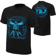 Chris Jericho Light It Up T-Shirt