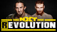 Takeover 3 Adrian Neville v Sami Zayn