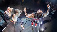 WWE Germany Tour 2016 - Magdeburg 8