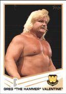 2013 WWE (Topps) Greg Valentine 92