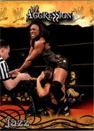 2003 WWE Aggression Jazz 15