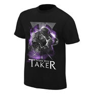 Undertaker Thank You Taker Youth Photo T-Shirt