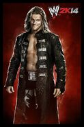 WWE 2K14 Edge 1