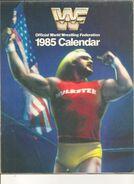 1985 WWF Calendar