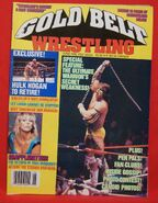 Gold Belt Wrestling - June 1990