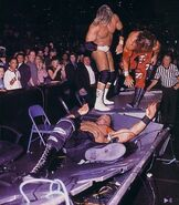 WrestlemaniaXX-table