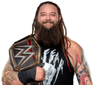 Bray Wyatt WWE Champion