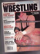 Championship Wrestling - November 1985