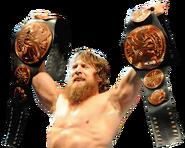Daniel bryan tag team champion by nibble t-d8h1iql