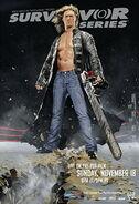 Official Survivor Series 2007 poster