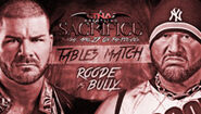 Sacrifice 2014 Roode v Bully