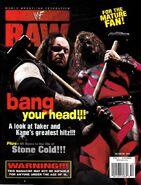 Raw Magazine December 1998