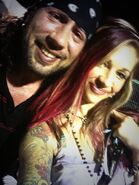 Miss Prig & Sean Waltman