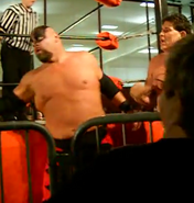 Mantaur at PWS Frightmare Before Christmas