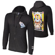 CM Punk Second City Saint Full Zip Sweatshirt