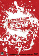 ECW Extreme Rules DVD