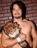 Go Shiozaki (FIP Champion)