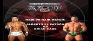 Hair vs Hair (Brian Cage vs Alberto El Patron)