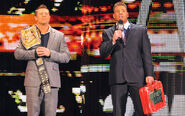The Miz and Alex Riley