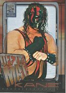 2002 WWF All Access (Fleer) Kane 51