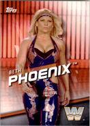 2016 WWE Divas Revolution Wrestling (Topps) Beth Phoenix 11