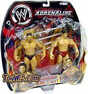 WWE Adrenaline Series 7 Batista & Randy Orton