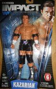 TNA Deluxe Impact 6 Kazarian