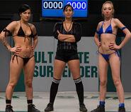 Emma haize vs tori lux @ ultimate surrender