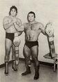 Ivan Putski and Tito Santana