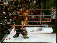 Royal Rumble 2000 Foley hancuffed