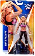 WWE Series 42 Natalya