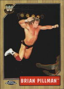 2008 WWE Heritage III Chrome Trading Cards Brian Pillman 71