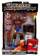WWE Deluxe Aggression 16 Shelton Benjamin