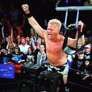 1st Ever TNA KOTM Champion Jeff Jarrett