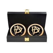 Dean Ambrose WWE World Heavyweight Championship Replica Title Side Plate Box Set