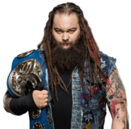 Bray wyatt smackdown tag team champion by nibble t-darfpfz