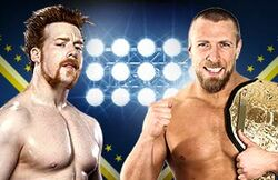 WM 28 Bryan v Sheamus